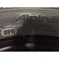 Michelin Alpin 5 205/55/16