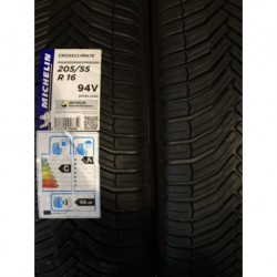 Michelin Crossclimate+ c XL 225/45/17