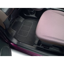 Serie tappetini moquette ant e post Peugeot ION