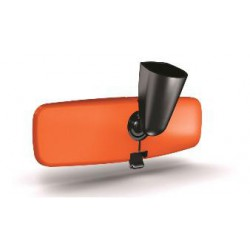 Guscio retrov interno prismatico orange Peugeot 2008